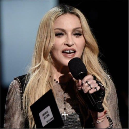 @Madonna #LaMadonne #DollyCohen #Grillz #Sluggz #iHeartRadio #Madonna