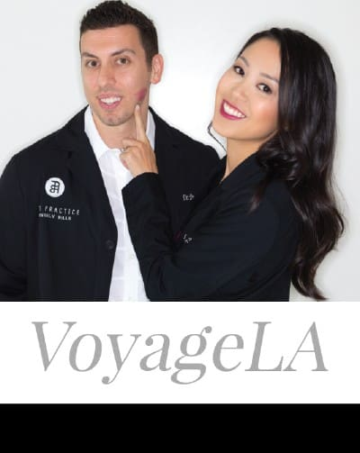 VoyageLA feature of Dr. Dustin Cohen