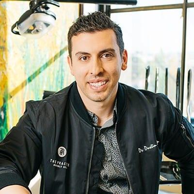 Photo of Dr. Dustin Cohen